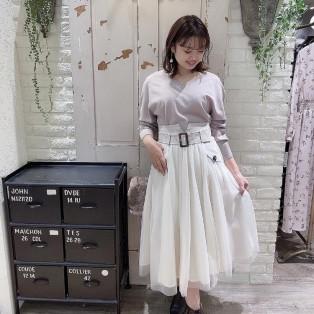 大人気スカート♡おすすめアウター