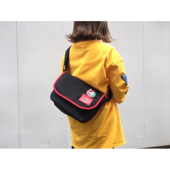 ゴールデンウィークに広島へ来られる方、必見!!Manhattan Portage × CARP コラボメッセンジャーバッグ!!