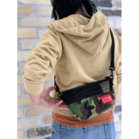 本日発売の新作バッグ。Urban Mesh。