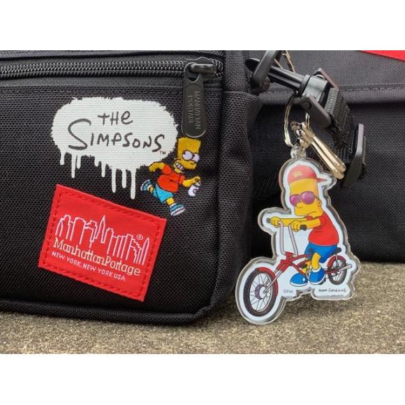 明日、7/6(土)発売。Manhattan Portage×The Simpsons。