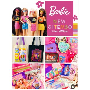 NEW☆Barbieグッズ