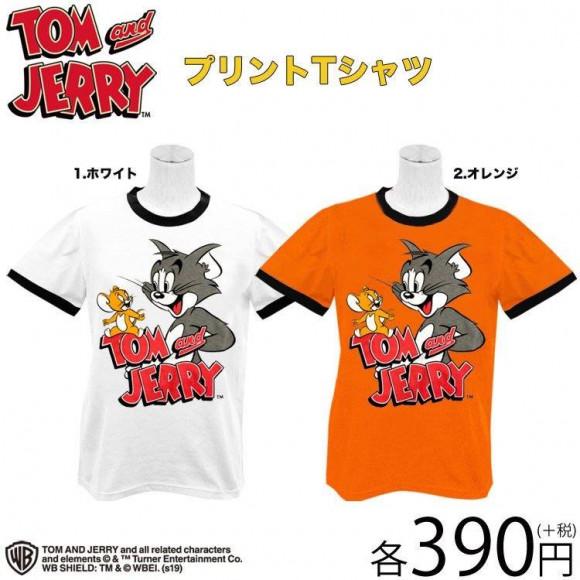 NEW☆トムとジェリーTシャツ