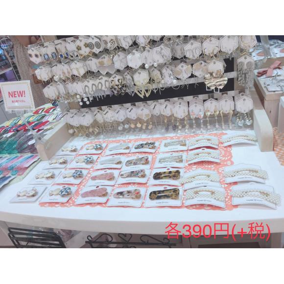 新作アクセサリー大量入荷☆★☆