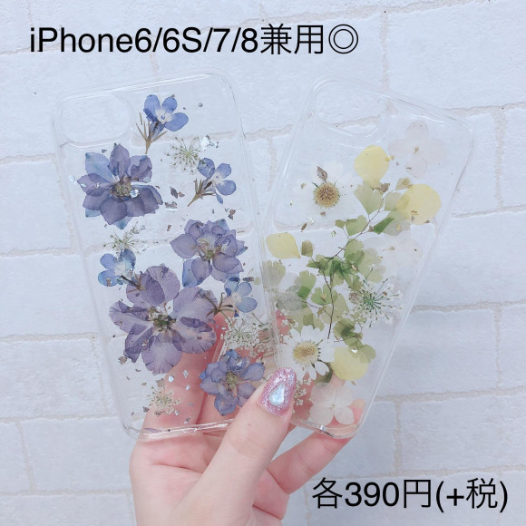 NEW☆クリアiPhoneケース
