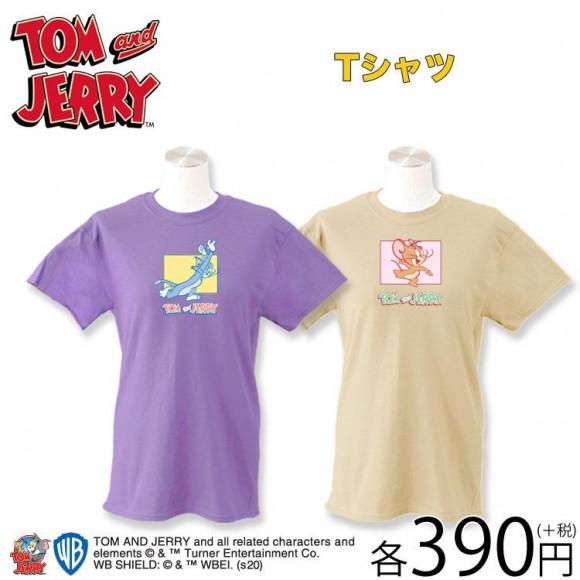再入荷☆トムとジェリーTシャツ