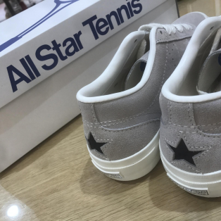 ★Pick Up Sneaker★『CONVERSE ONE STAR J VTG HS SUEDE』
