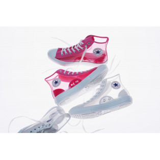 CONVERSE★AS LIGHT CLEARMATERIAL HI