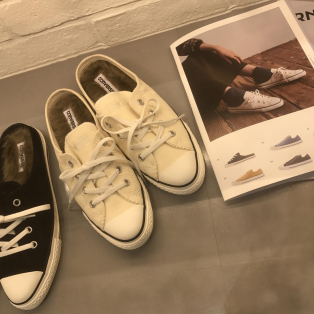 ★Pick Up Sneaker★『CONVERSE AS S CORDUROY MULE SLIP OX』