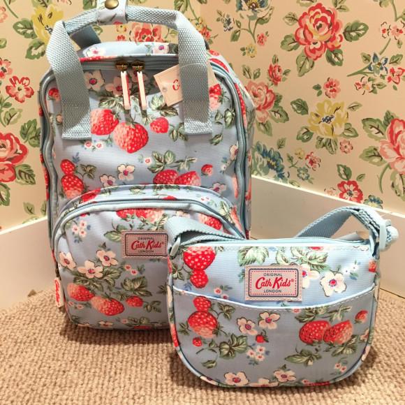 可愛いキッズバッグ入荷です♥