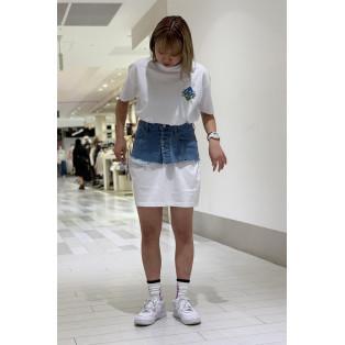 TEAM XGIRL S/S TEE DRESS