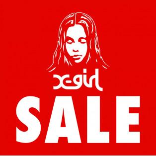 ! X-girl SALE 2020 !