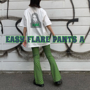 ✩  EASY FLARE PANTS A  ✩
