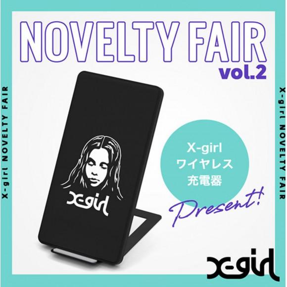 X-girl NOVELTY FAIR vol.2☆