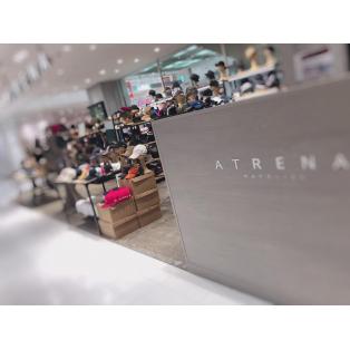 ATRENA 初投稿!