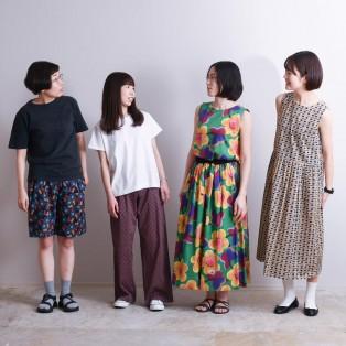 【Original Wear】 Liberty Fabrics