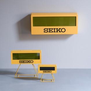 【SEIKO】SPORTS TIMER CLOCK