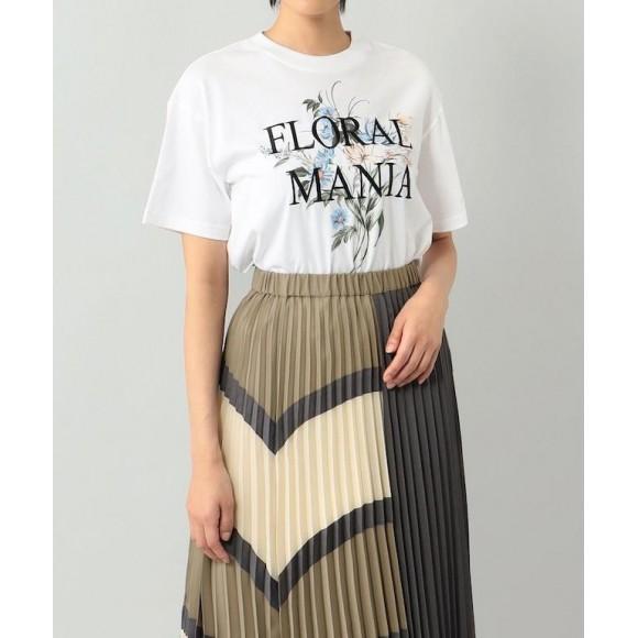 刺繍が可愛いTシャツ♡