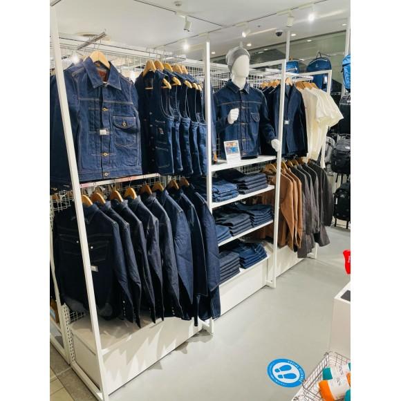 【岡山デニム】TCB jeans 期間限定販売