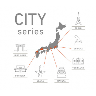 香りで味わう旅気分 -City series-