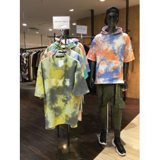 タイダイBIGパーカー・Tシャツ
