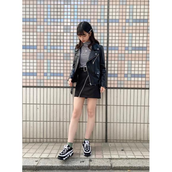 ☆オールブラックコーデ☆