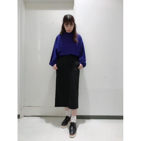 ♡セミタイトロングスカート♡