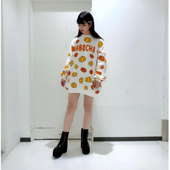 ☆ハロウィン かぼちゃコーデ☆