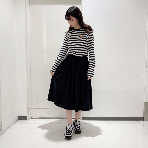 ☆ギャザーロングスカート☆