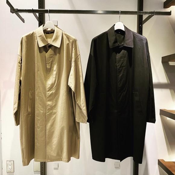 【TMDL】 ステンカラーコート