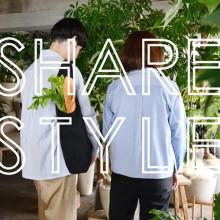 """【新館2階・ベーシックアンドアクセント】イベント""""SHARE STYLE """"開催!"""