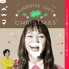 サプライズ ギフト クリスマス ~クリスマスを盛り上げるサプライズな贈り方~