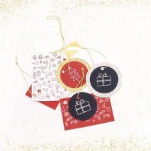 【本館4F プチバトー】クリスマス簡単DIYキット配布♪