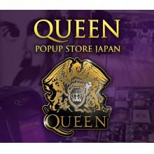 本館4階QUEEN POPUP STORE JAPAN 開催!!