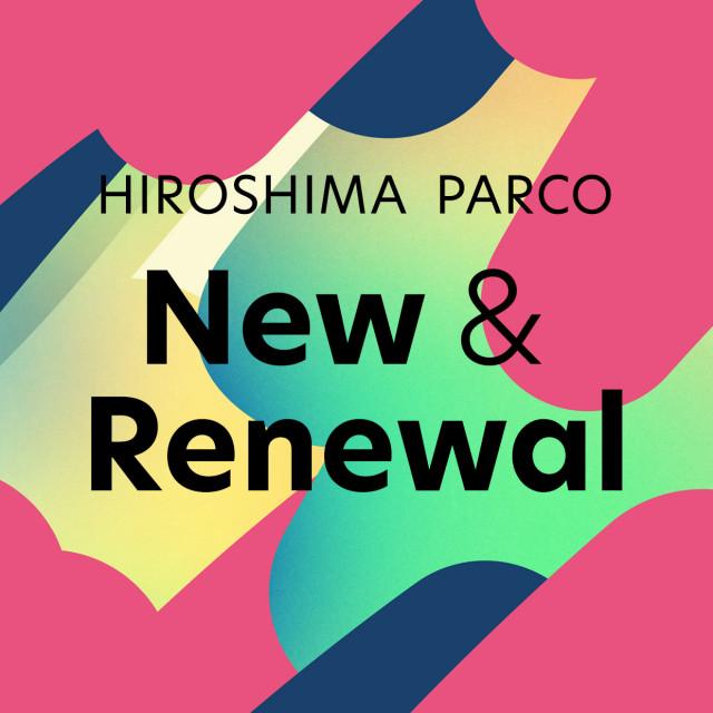 HIROSHIMA PARCO New&Renewal 2020 Spring_Summer