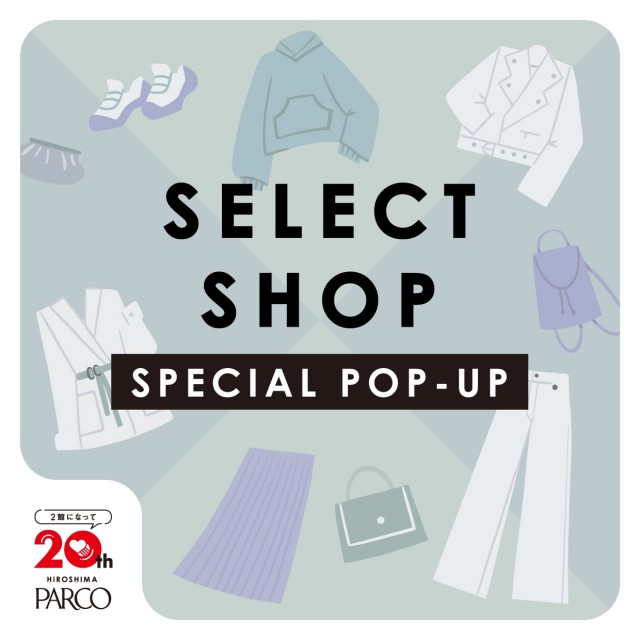 SELECT POP UP