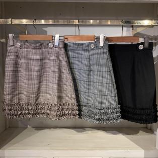 新作スカート♡