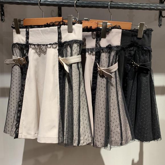新作のスカート♡