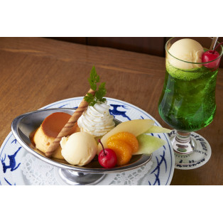 PARCO CAFE & SWEETS