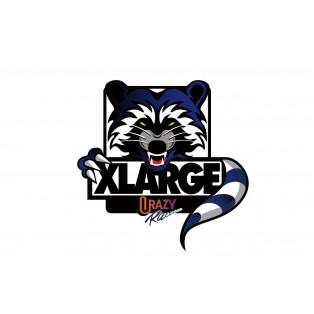 9.28.sat XLARGE×Crazy Raccoon | XLARGE IKEBUKURO LIMITED