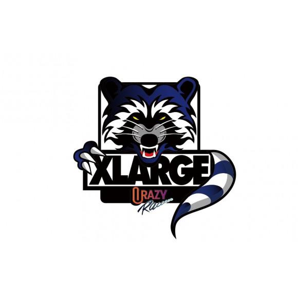 9.28.sat XLARGE×Crazy Raccoon   XLARGE IKEBUKURO LIMITED