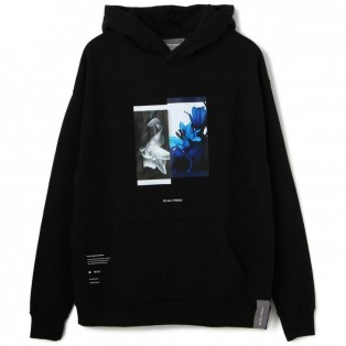 A4A/エーフォーエー/LILY HOODIE/グラフィックプリントパーカー