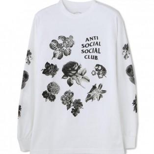 AntiSocialSocialClub/アンチソーシャルソーシャルクラブ/STRANGE ARRANGEMENTS LONG SLEEVE TEE