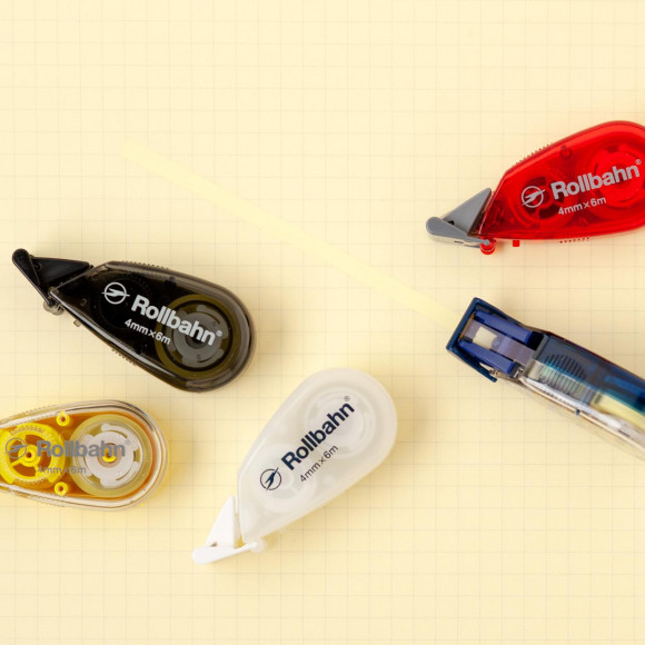 新商品「ロルバーン専用修正テープ」発売とお試しキャンペーンのお知らせ