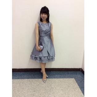 パーティーにぴったりの華やかなドレス☆