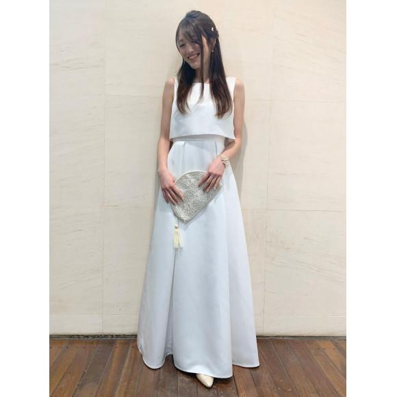 little wedding dress ♡