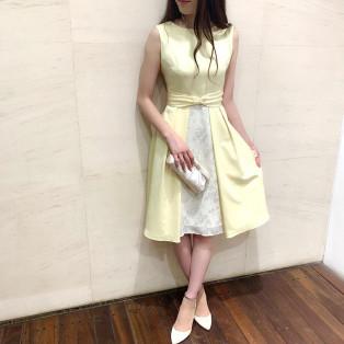 フェミニン♡ドレス