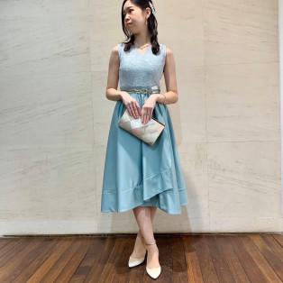 カシュクール♡デザインにこだわったドレス