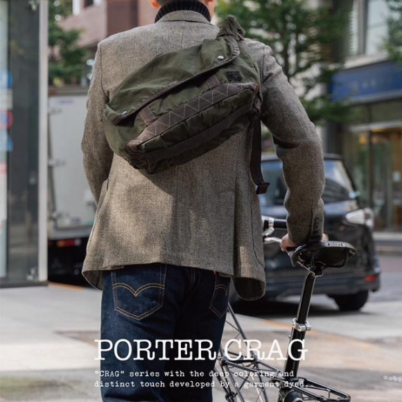 「PORTER CRAG」NEW ITEM