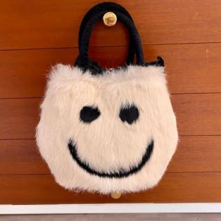【 a-jolie 】(アジョリー)もこもこバッグ