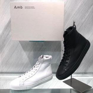 Amb(エーエムビー) ハイカットスニーカー